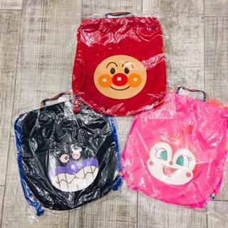 Baby Sheep 2019年 新款 日本製造 麵包超人後背包 手提包 束口包 兒童背包 細菌人背包 紅精靈背包 新竹市