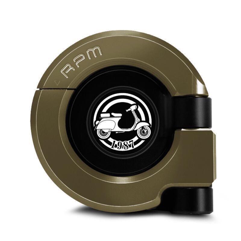 RPM VESPA CTS300 鋁🈴️金置物掛勾 高雄實體店面展售中