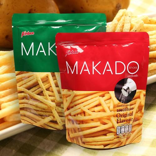 "【MAKADO】麥卡多薯條 原味/海苔味 27g 炸薯條 香脆 ""2021/08/06"" 零食"