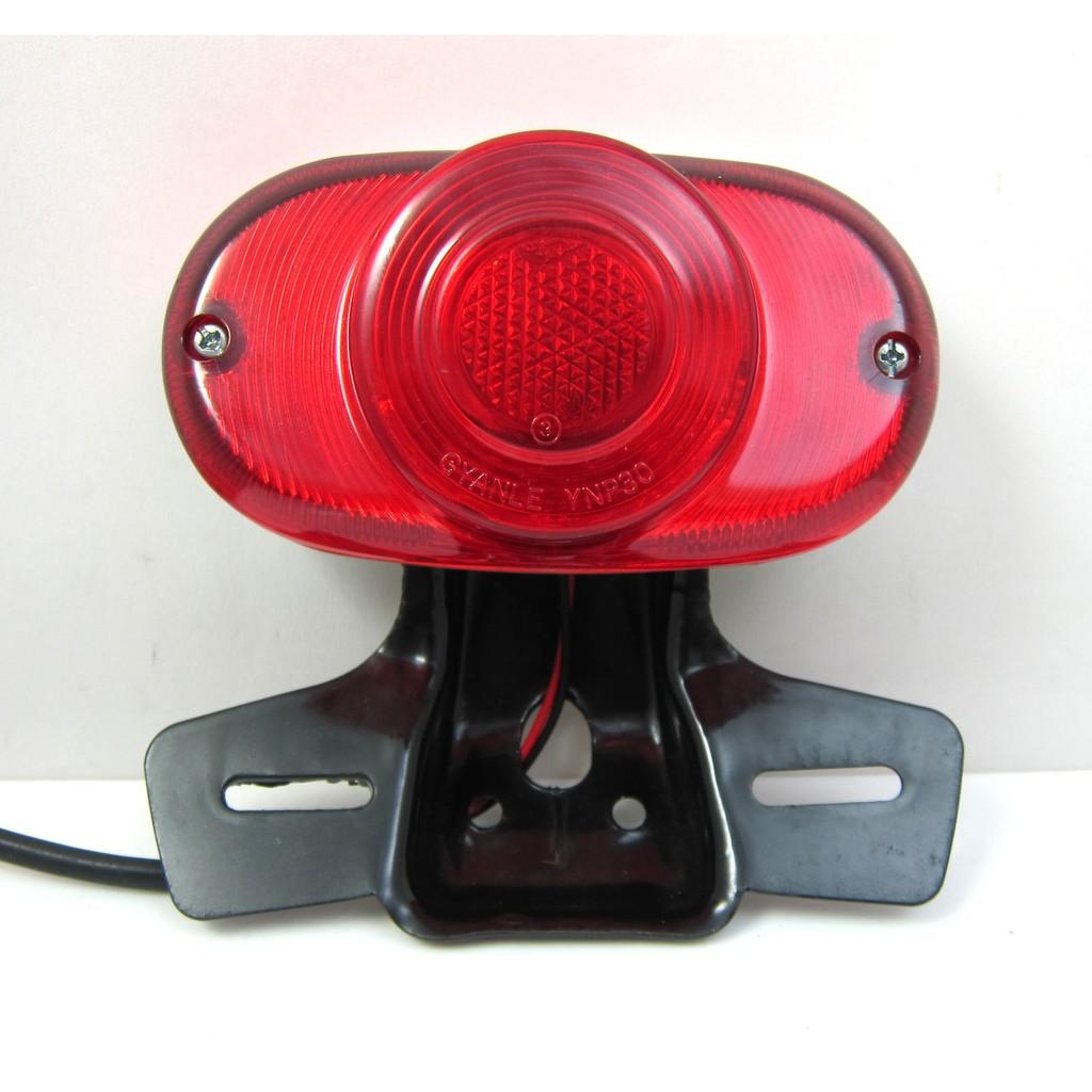 <阿翔> 本田 Honda C50 C65 CS90 後燈組/尾燈組 含牌架