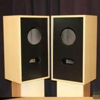 聲韻6.5寸全頻喇叭Diatone P-610S復刻版成品音箱體