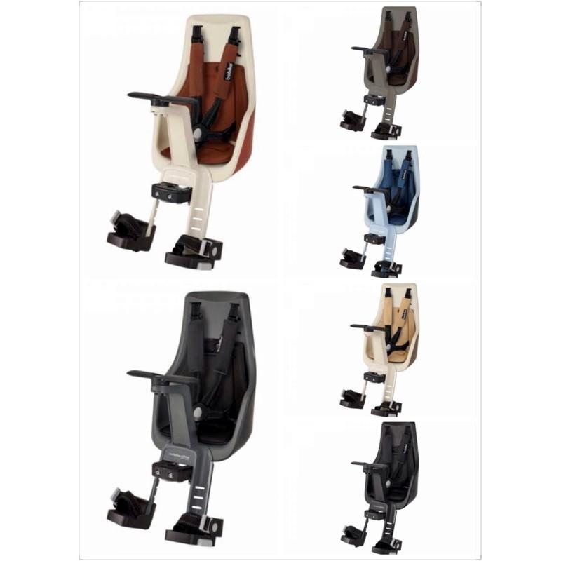 【桃喜爸,新款·現貨】荷蘭:Bobike Mini City 前置頂級款(6色)-前置安全座椅及配件(擋風板)yepp