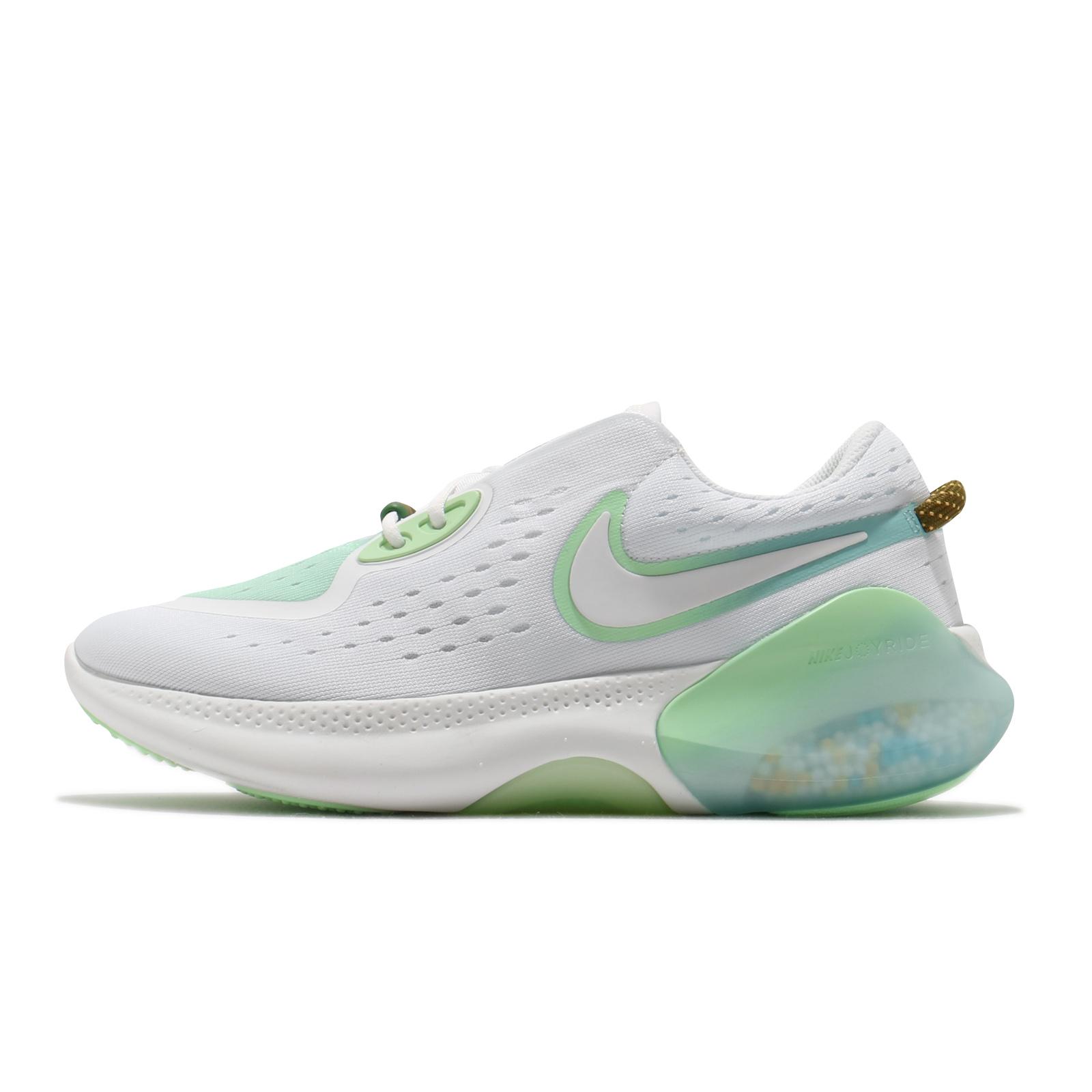 Nike 慢跑鞋 Wmns Joyride Dual Run 白 綠 藍 女鞋 運動鞋 【ACS】 DA1843-111