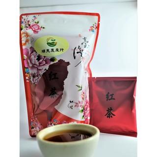 [ 紅玉 18號 紅茶 茶包 ] 紅玉 紅茶 三角立體 茶包  可冷泡 可熱泡 台灣紅玉18號紅茶。 臺中市