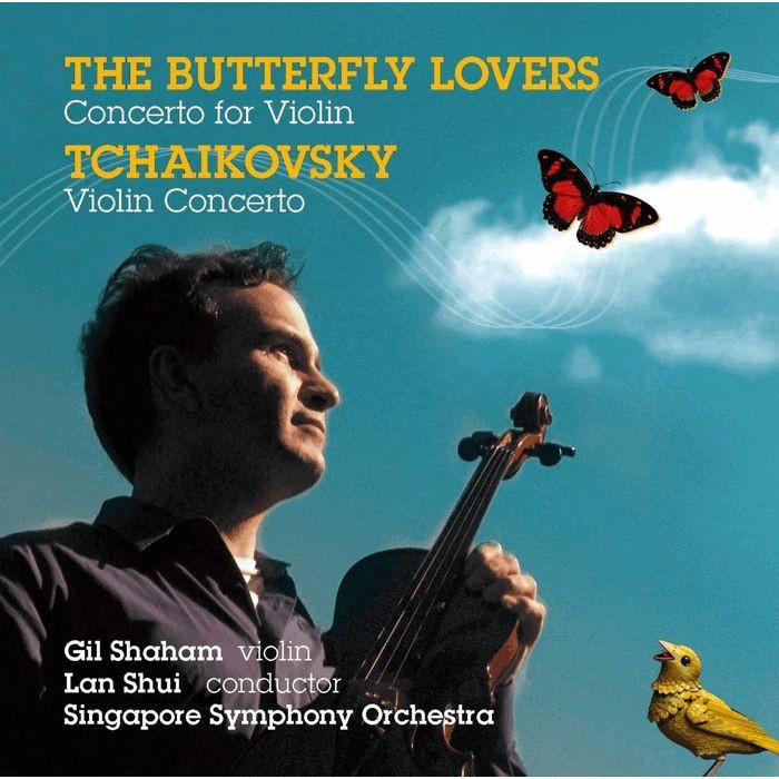 梁祝 柴可夫斯基 小提琴協奏曲 夏漢 Shaham Tchaikovsky Violin Concerto CC04