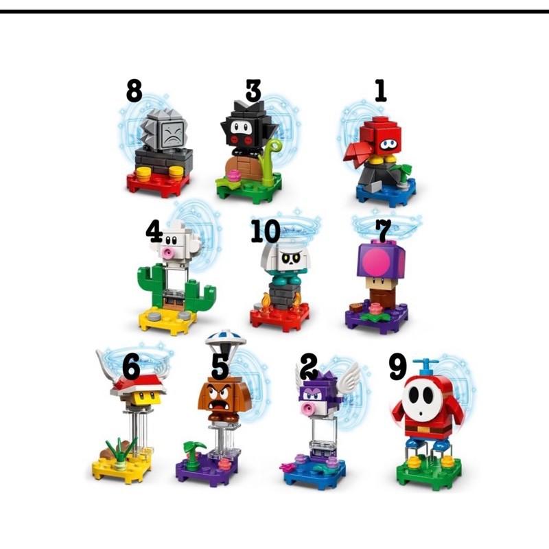 ✧✓🌼樂高🌼71386 Super Mario 瑪利歐 人偶包 非71380