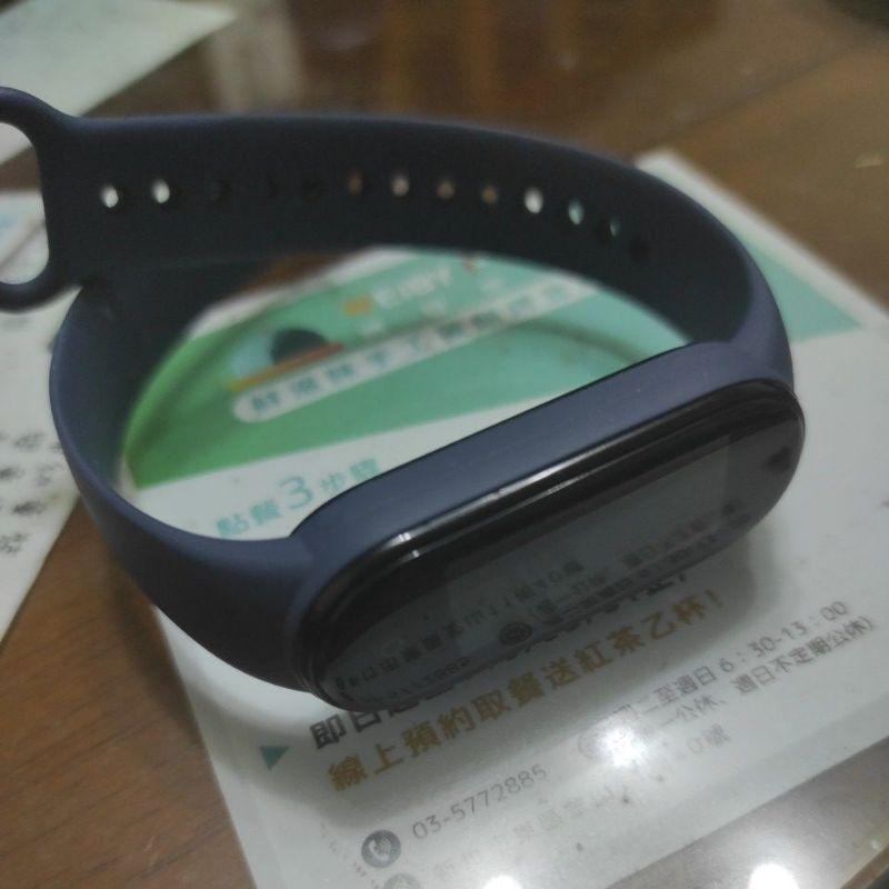 小米手環5 二手品(保固內) 隨貨附購買證明