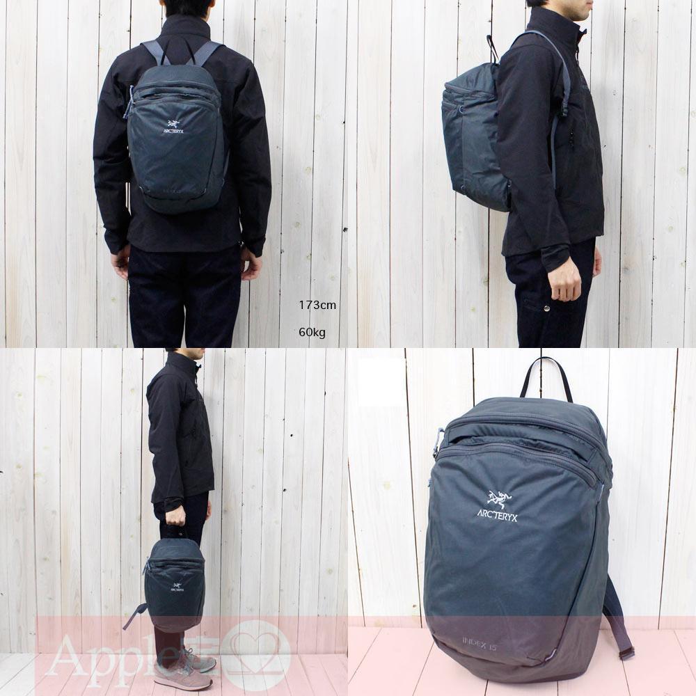 心Arcteryx Index 15 始祖鳥Backpack休閑雙肩背包新款  旅行收納包旅行包整理袋
