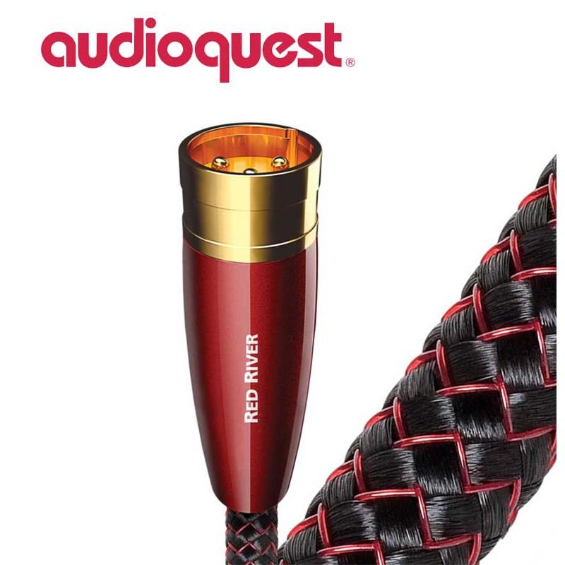 AudioQuest Red River XLR 訊號線