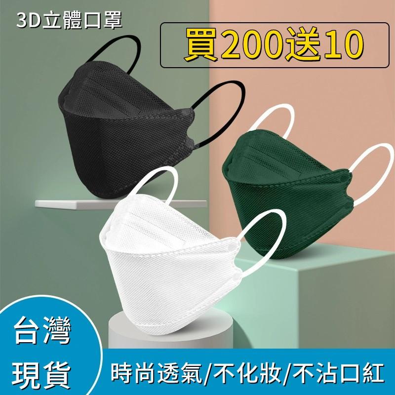 ⚡買200送10⚡現貨 成人/兒童 魚型口罩 四層含熔噴布 魚嘴口罩 四層口罩 KF94口罩 立體口罩 韓國口罩 1片