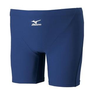 [大自在]Mizuno 美津濃 四分 泳褲 改良型訓練用 尺寸S~2XL 寶藍  黑   綁繩 85UA-300 桃園市
