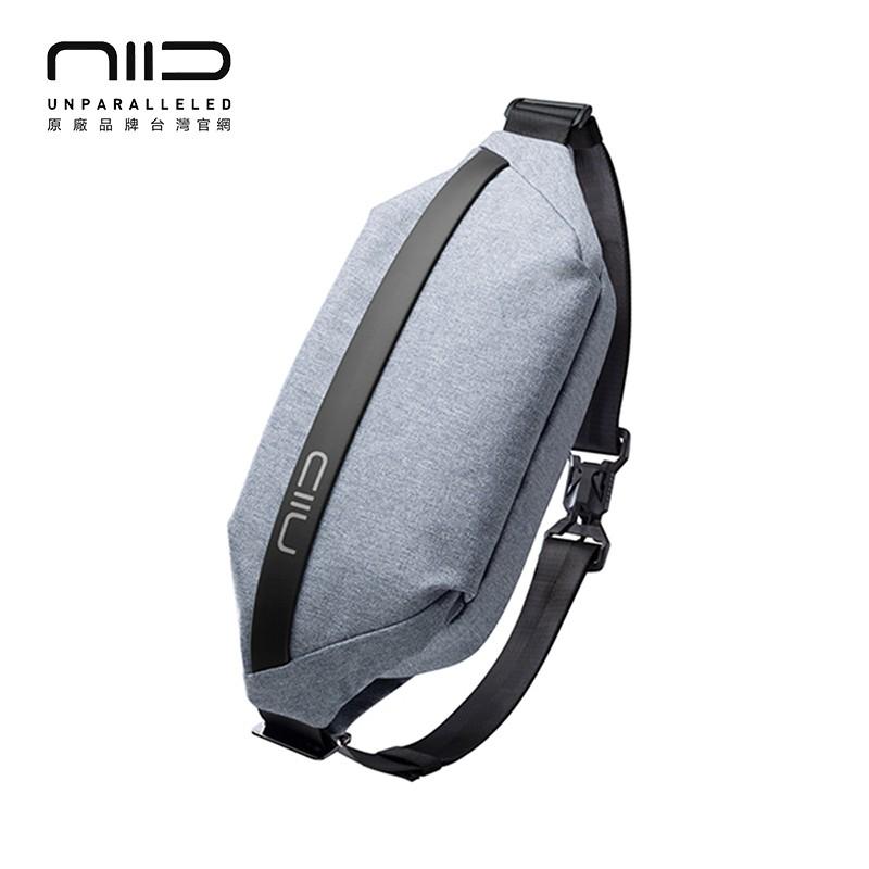 NIID x V1 輕機能胸包 - 迷霧藍