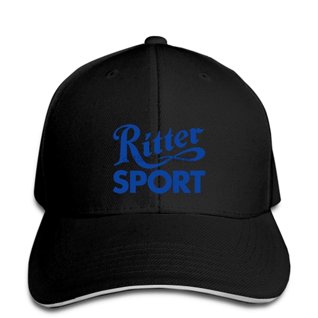 【現貨】男士棒球帽Ritter Sport Company標誌Snapback帽女士帽子