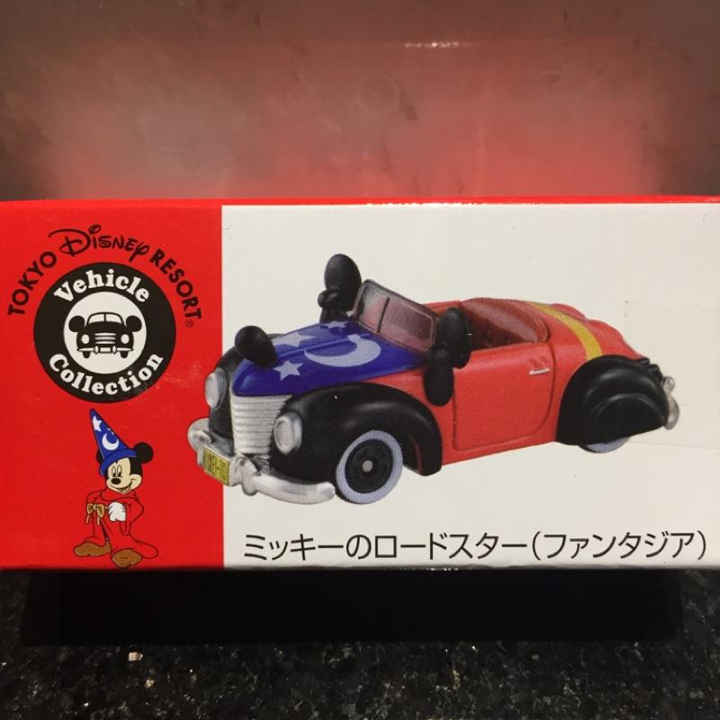 TOMICA TAKARA TOMY 多美 小汽車 迪士尼 限定 魔法 米奇 跑車 敞篷車
