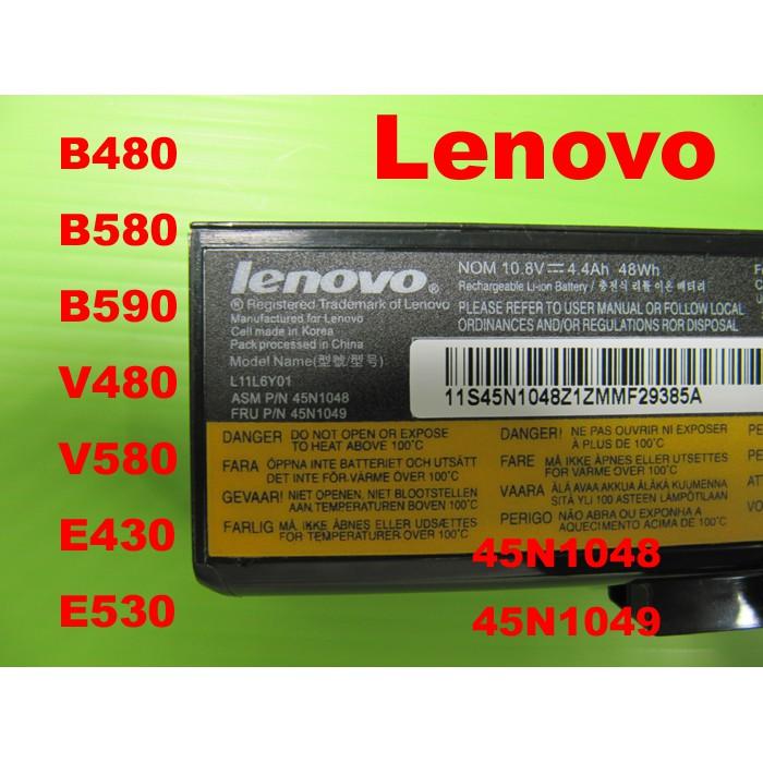Lenovo E430 原廠電池 E431 E435 L11S6Y01 E530 充電器 變壓器 B580 B590