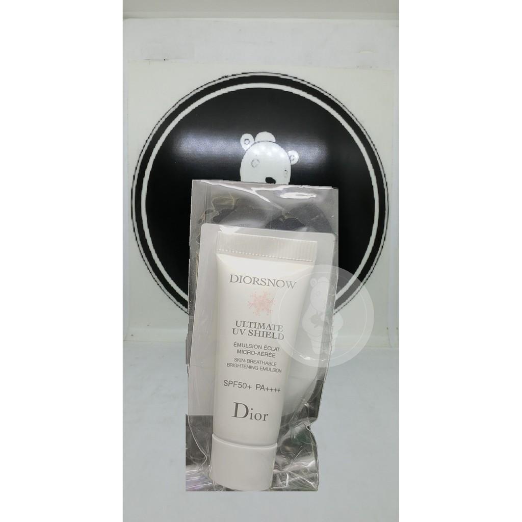 ㊣ CD Dior 迪奧 Diorsnow 雪晶靈 透亮輕盈隔離霜 7ml 體驗版 ~特價:175元~ ◇三寶◆