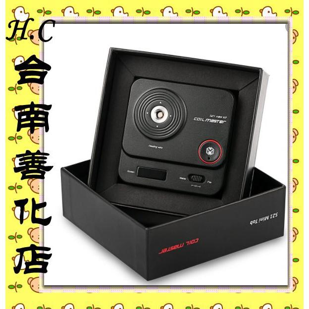 H.C台南善化店 Coil Master 521 mini V2 歐姆機
