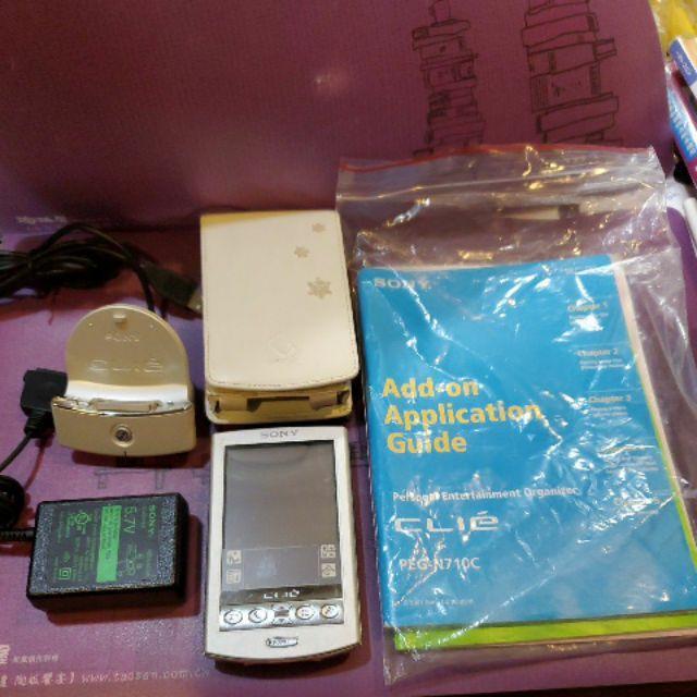純收藏SONY CLIE PEG-N710C