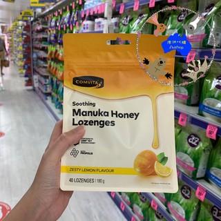 <預購> 紐西蘭 康維他 COMVITA 蜂膠 麥蘆卡蜂蜜檸檬口味 潤喉糖 500g大包裝 臺北市