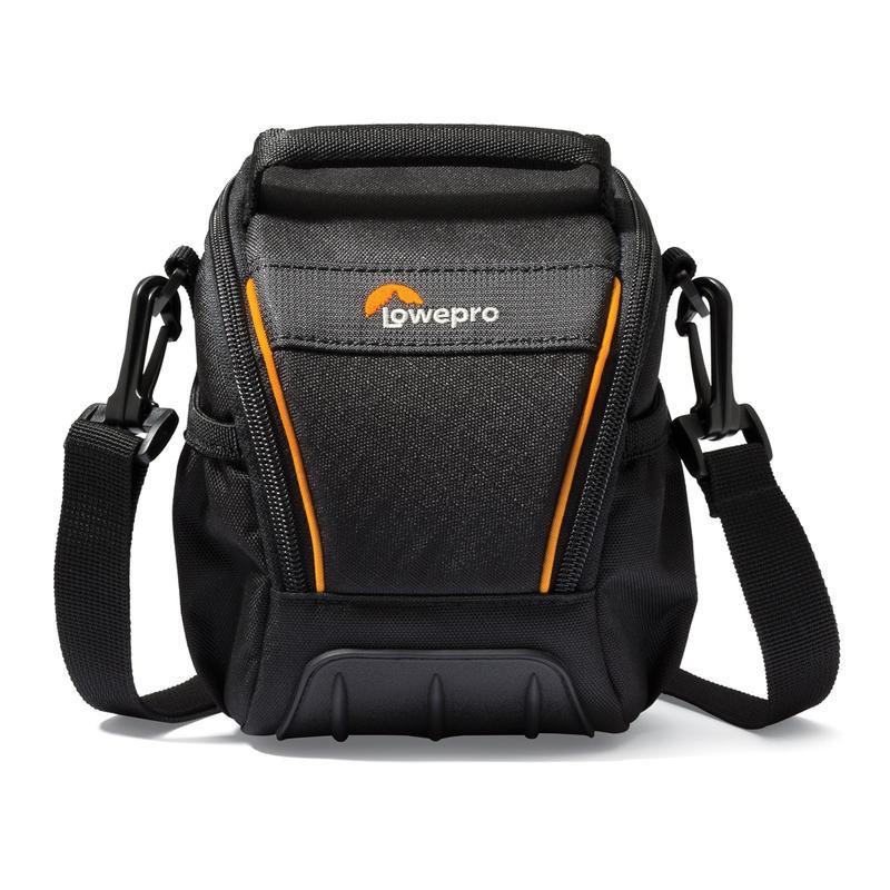 Lowepro 羅普 Adventura SH 100 II 艾德蒙/艾德門 黑色 二代 側背相機包 肩背單眼攝影包
