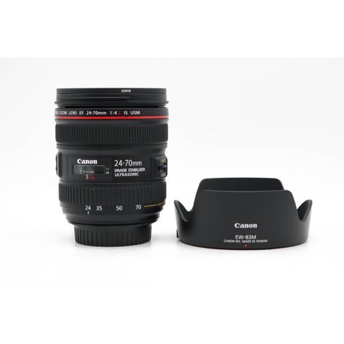 【高雄青蘋果3C】Canon EF 24-70mm f4 L IS USM 二手鏡頭 恆定光圈 #42701