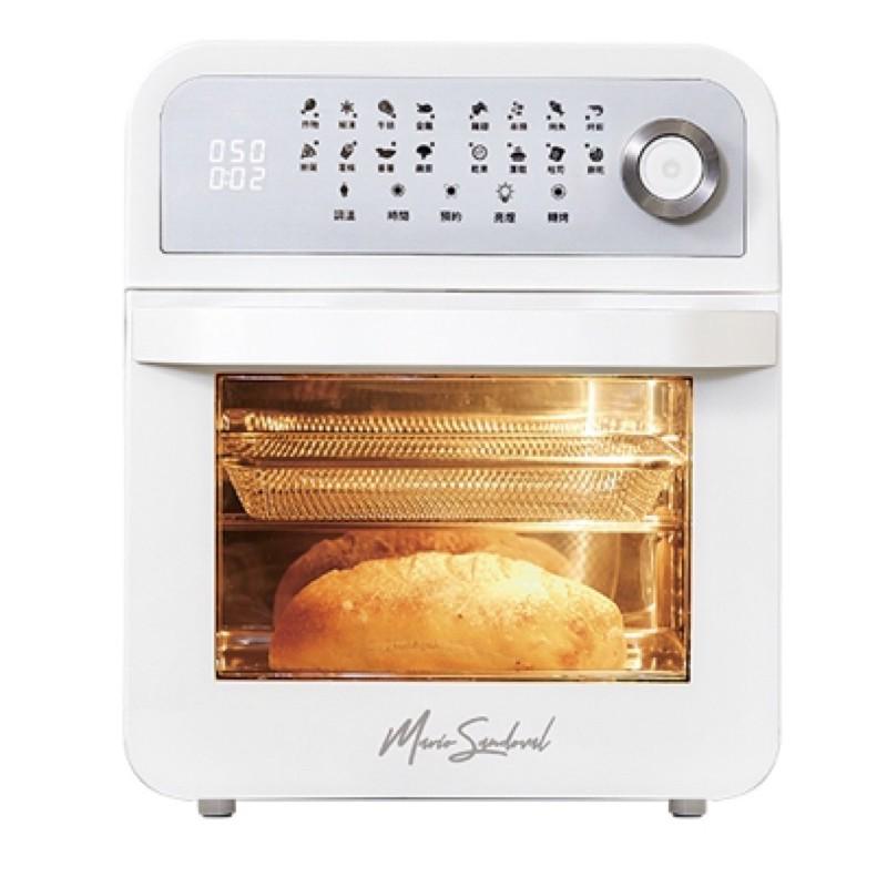 全聯 Arcos阿科斯 多功能氣炸烤箱(全新)僅拆開檢查 **請看商品描述**