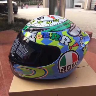 全新 海外代購 AGV K-3 K3 WAKE UP 時鐘 羅西 VR46 Rossi全罩 安全帽 (義大利) 特價品 台北市