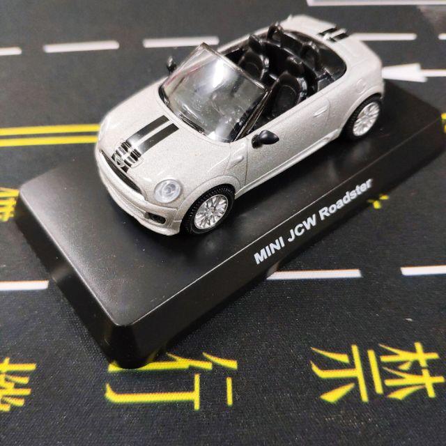 1/64 7-11 mini cooper JCW Roadster 迷你 BMW 寶馬