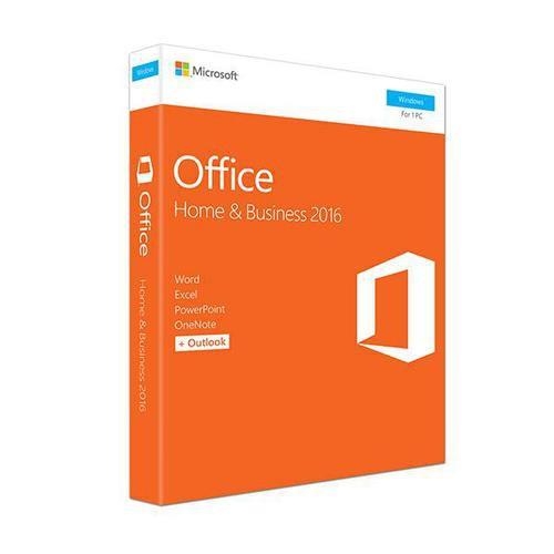 office 2016 home&business 無光碟版