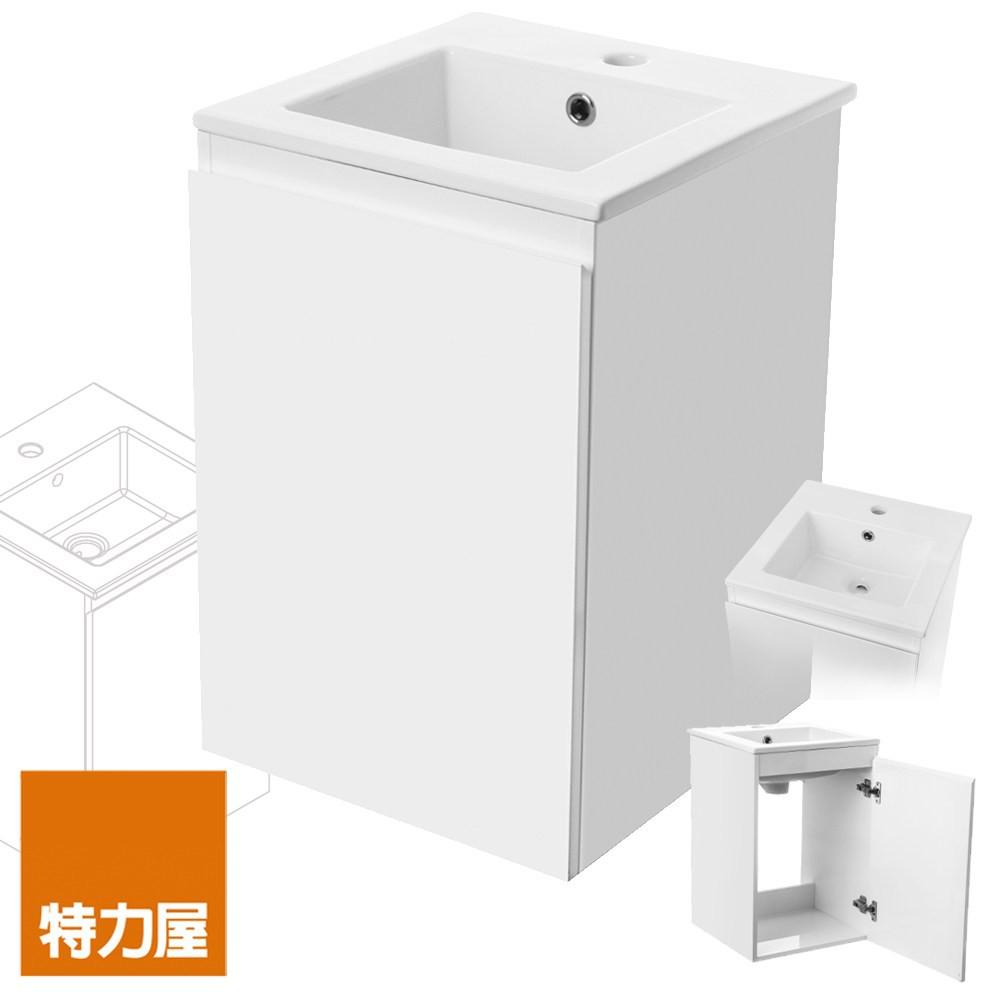特力屋 Smart PVC防水浴櫃 40cm