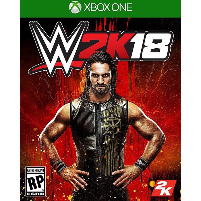 【Xbox One】WWE 2K18《英文版》