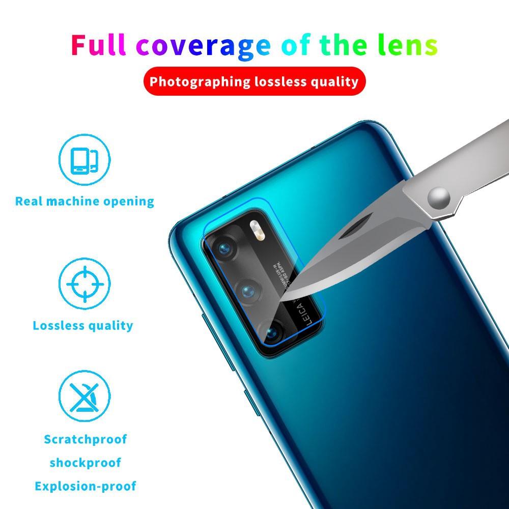 手機鏡頭保護貼 鋼化玻璃鏡頭貼華為Huawei  p40 P40 Pro P40Pro後置攝像頭保護貼防摔防刮