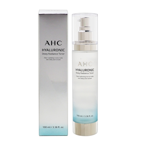 韓國 A.H.C 玻尿酸神仙水(100ml) 透明質酸B5化妝水【小三美日】D753572