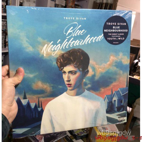 原裝正版全新黑膠唱片 Troye Sivan - Blue Neighbourhood 2LP原版唱片