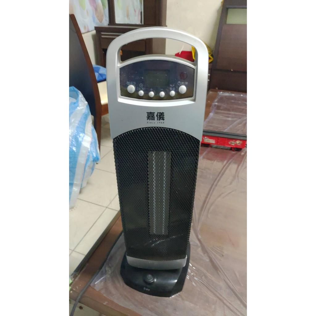 嘉儀 電暖器 KEP65 販售 二手PTC 陶瓷 電暖器