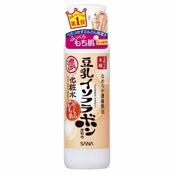 SANA莎娜 濃潤豆乳美肌化妝水(200ml)【小三美日】D457838