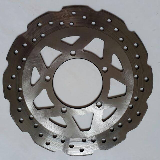 【勁戰四代】(二手)原廠前煞車浮動碟盤拆下