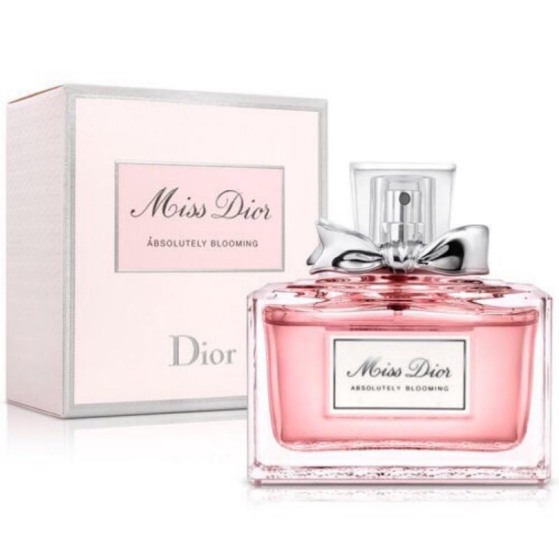 Christian Dior CD 花漾迪奧精萃香氛 50ml Absolutely Blooming 淡香精