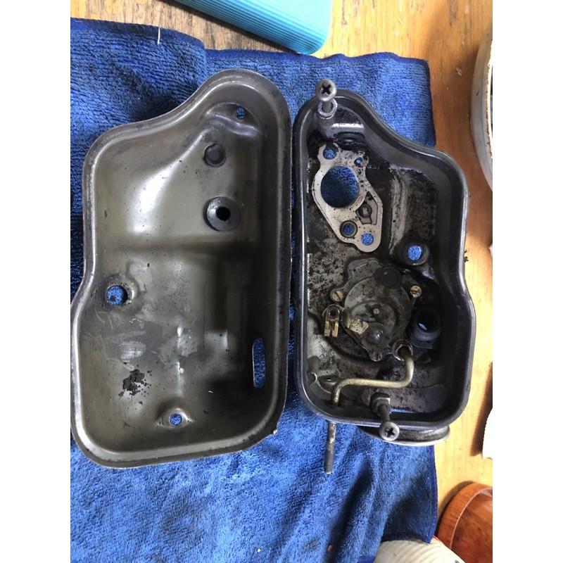 偉士牌 vespa自動混合化油器上下蓋 【物品狀況】:Cosa 或PE 或T5 【物品規格】: Cosa 或PE 或T5