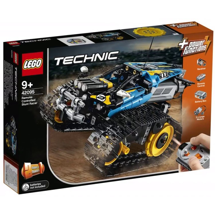 【積木樂園】樂高 LEGO 42095 TECHNIC 無線搖控特技賽車