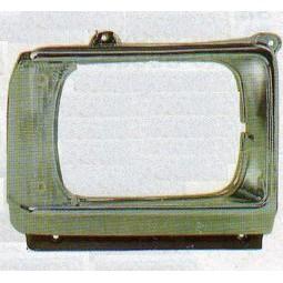 ((車燈大小事))TOYOTA HILUX RN40/45 `80-`83 /豐田 海力士 原廠型大燈框 高品質外銷品