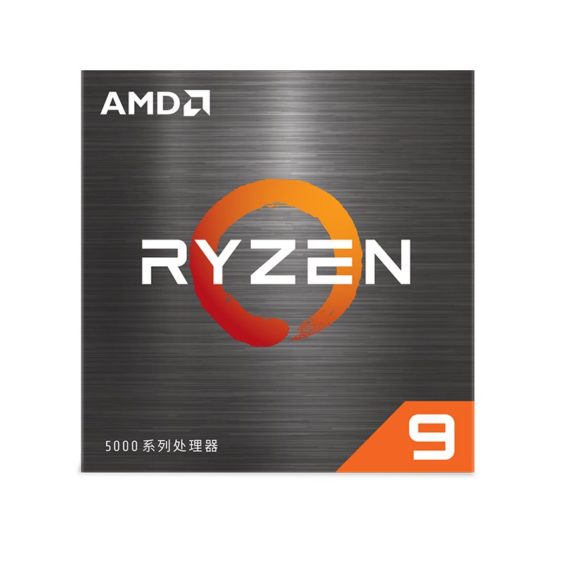 【新款 現貨】AMD 銳龍 R9 5900X 5950X 中文盒裝CPU處理器 支持B550 X570