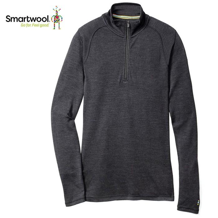 【Smartwool 美國】Merino 250 長袖保暖羊毛衣 機能保暖衣 男款 炭咖色 (SW0SS603892)