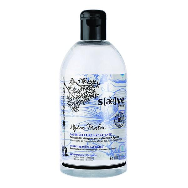 樹予saeve藍錦葵舒緩保濕潔膚水500ml【康是美】