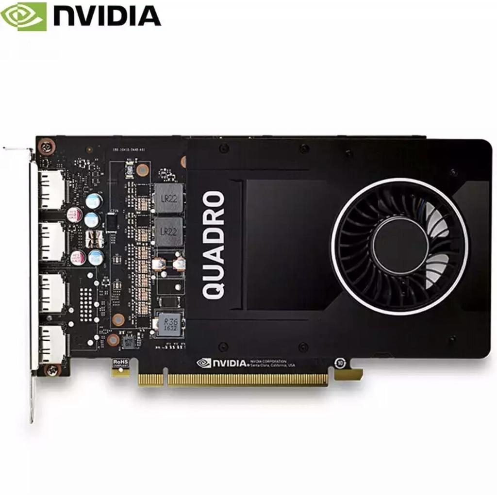英偉達/NVIDIA/P2000專業圖形設計顯卡5G獨顯工包卡