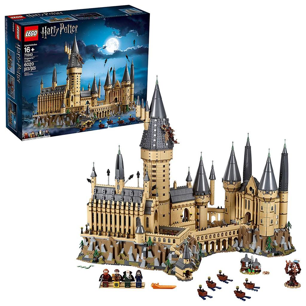 現貨可刷卡【Mr.Brick】LEGO 71043 Hogwarts Castle 霍格華茲魔法與巫術學院