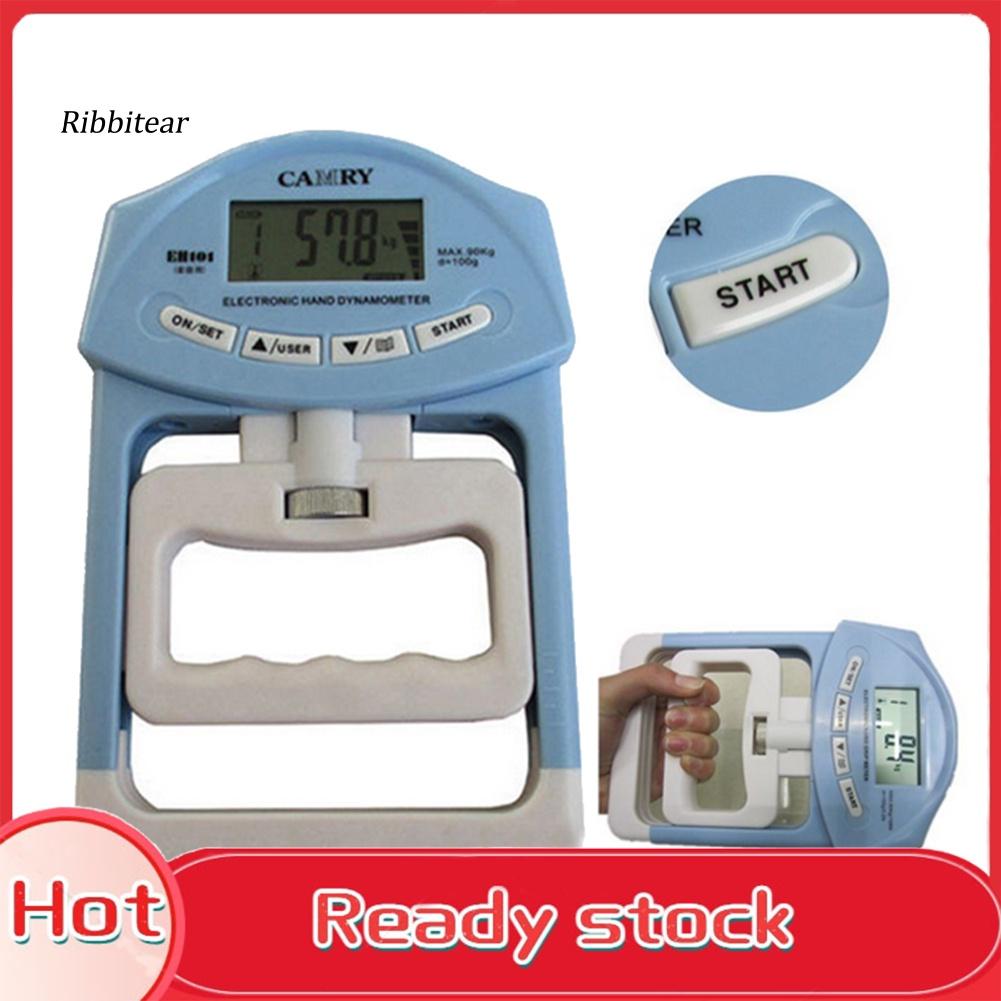 198lb / 90kg 電子數字液晶手握強度血壓計測量儀