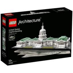 [BrickHouse] LEGO 樂高 建築 21030 US Capitol Building 美國國會大夏 全新