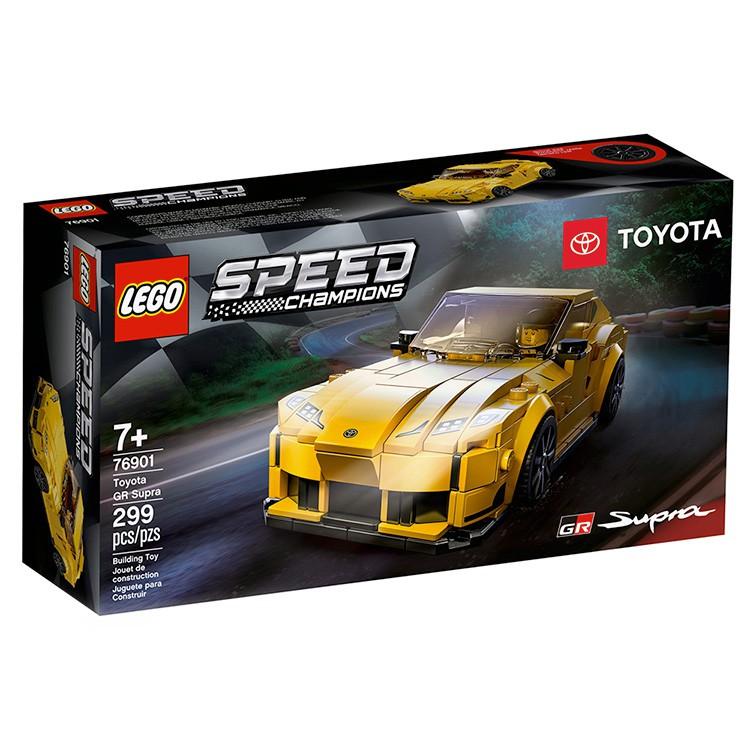 LEGO 76901 樂高 急速賽車系列 Toyota GR Supra