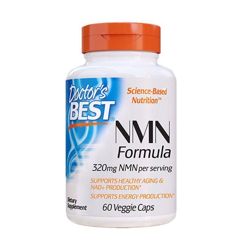 Doctor's Best 增强型NMN9600 β-煙酰胺單核苷酸NAD+補充劑